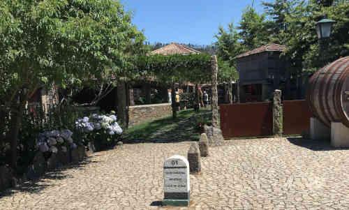 Winehouse casa da Viúva em Quintandona, Penafiel