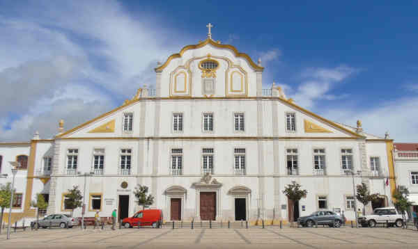 Colégio dos Jesuítas em Portimão