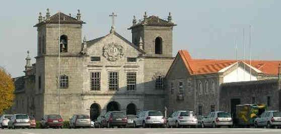 Igreja e convento de Santa Cruz em Lamego