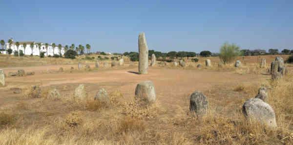 Cromeleque do Xerez - Monumento Megalítico