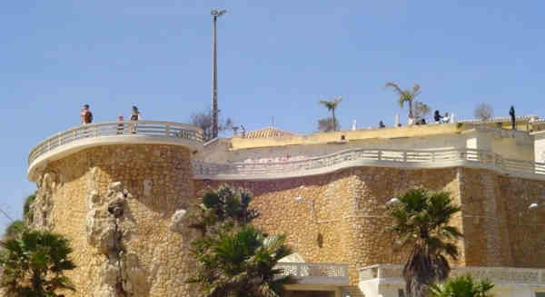 Forte de Santa Catarina em Portimão (junto à marina)