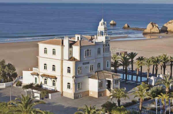 Hotel Bela Vista (Villa de Nossa Senhora das Dores) na Praia da Rocha, Portimão
