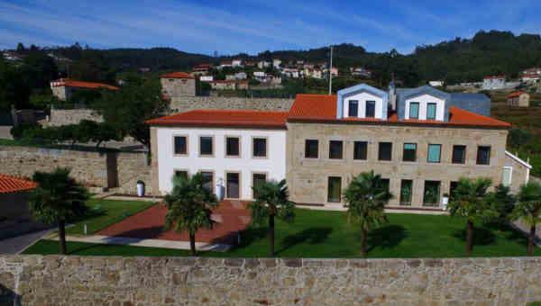 Hotel Rural Quinta das Quintães em Penafiel
