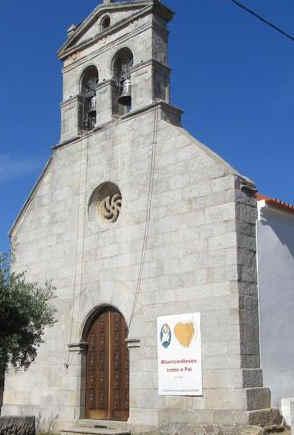 Igreja Matriz de Bornes em Macedo de Cavaleiros