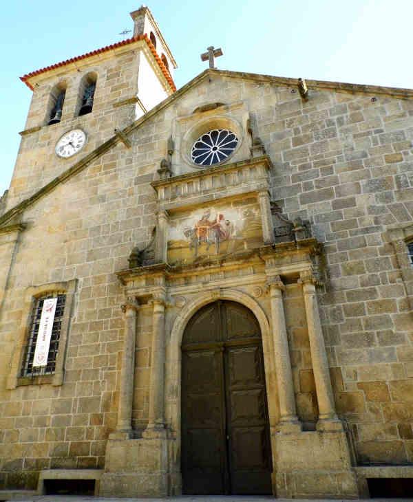 Igreja Matriz de São Martinho, Penafiel