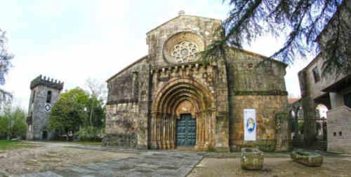 Mosteiro de São Salvador de Paço de Sousa em Penafiel