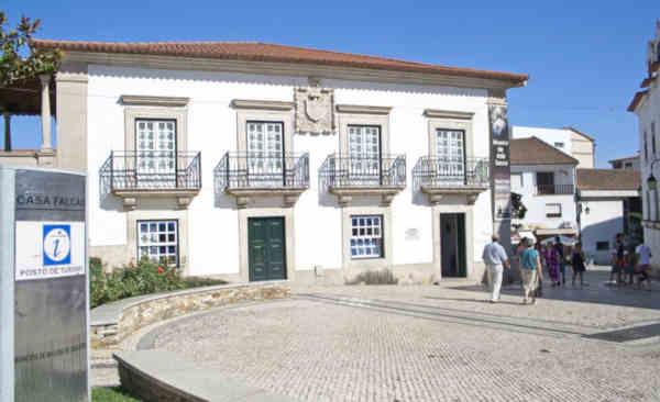 Museu de Arte Sacra, na Casa Falcão em Macedo de Cavaleiros