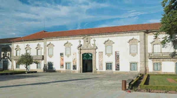 Museu de Lamego (antigo Paço do Bispo)