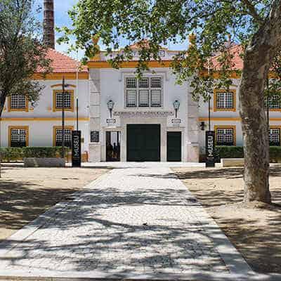 Museu Vista Alegre em Ílhavo
