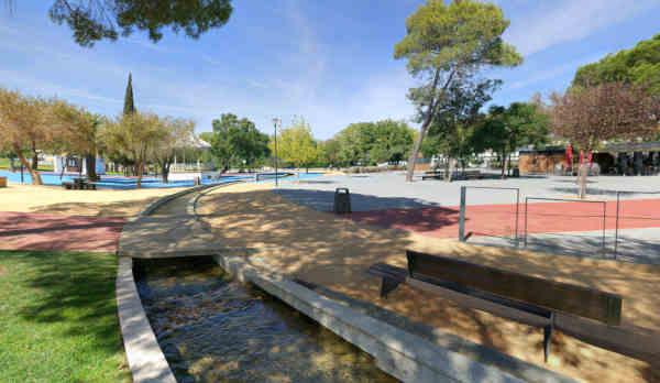 Parque da Cidade em Reguengos de Monsaraz