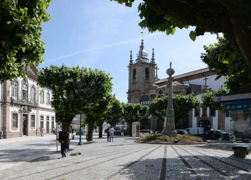 Penafiel - cidade do norte de Portugal