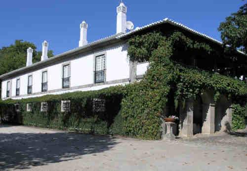 Quinta da Pacheca Wine Hotel em Lamego - Vista exterior