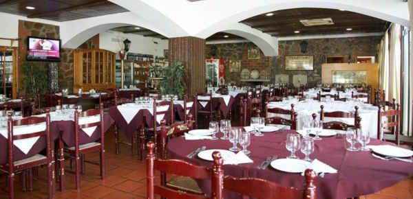 Restaurante O Aloendro em Reguengos de Monsaraz