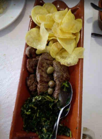 Restaurante Sabores do Tino em Lamego