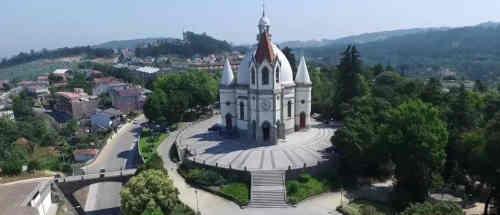 Santuário de Nossa Senhora da Piedade e Santos Passos, também conhecido pelo Sameiro (Penafiel)