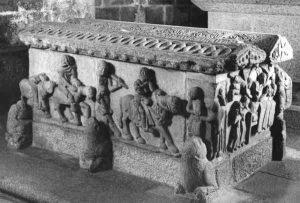 Túmulo de Egas Moniz, aio de D. Aonso Henriques