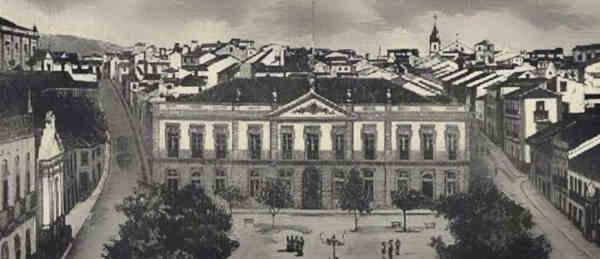 Edifício da Câmara Municipal de Angra do Heroísmo
