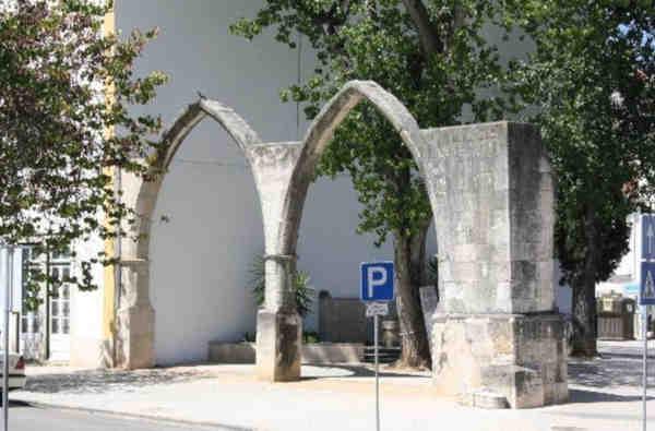 Antiga Rua de Estaus, onde se fazia a Feira Franca