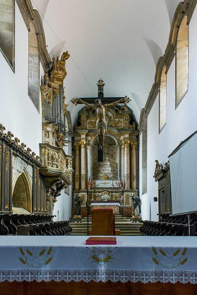 Sacristia da Igreja de São Domingos (Guimarães)