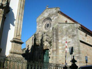 Igreja de São Domingos em Guimarães