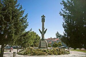 Monumento aos Mortos da Grande Guerra em Portalegre