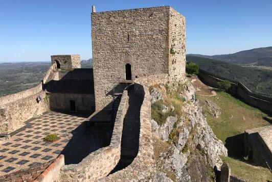 Torre de Menagem do Castelo do Marvão