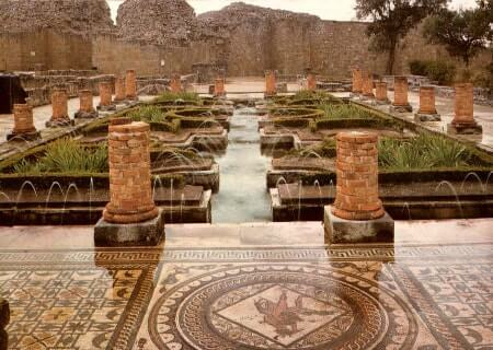 Conimbriga - cidade Romana