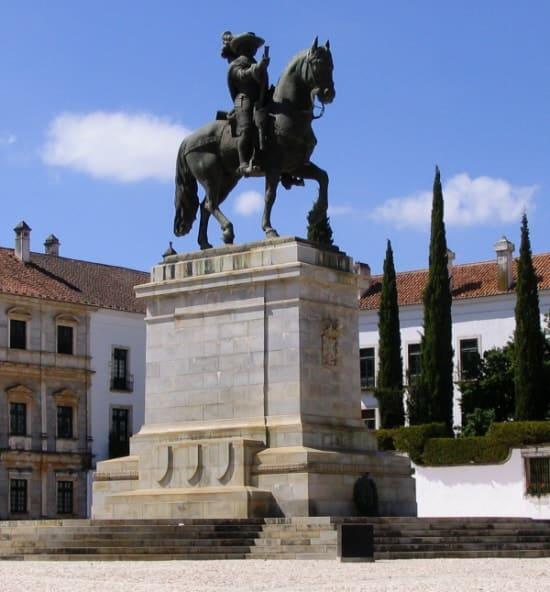 Estátua equestre de D. João IV