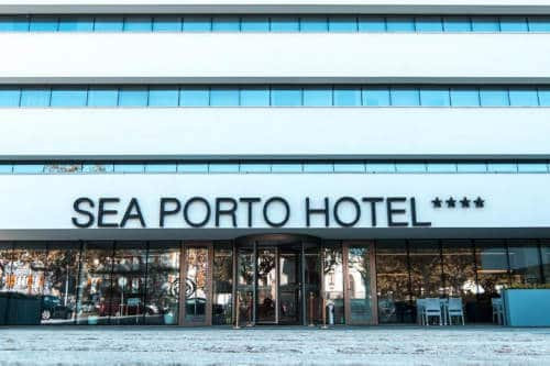 Sea Porto Hotel em Matosinhos