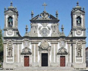 Igreja do Senhor Bom Jesus de Matosinhos