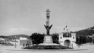O Monumentos aos Mortos na Grande Guerra de Portalegre ao tempo da inauguração (1935)