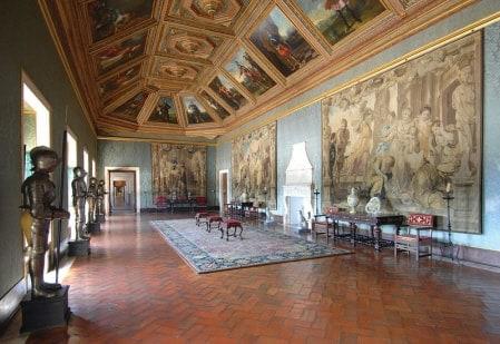 Salão principal do Paço Ducal