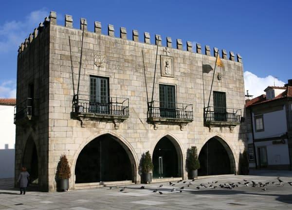 Antigos Paços do Concelho de Viana do Castelo atualmente