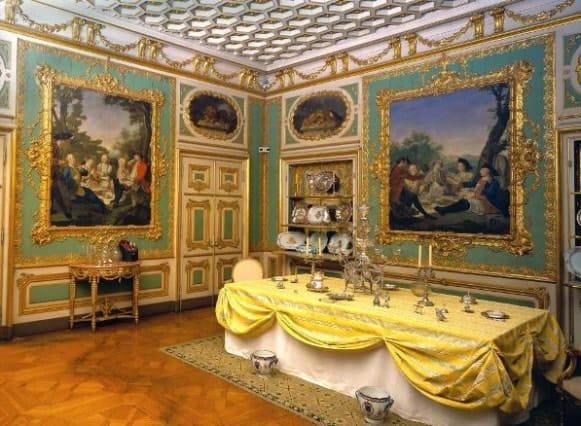 Sala de Jantar do Palácio