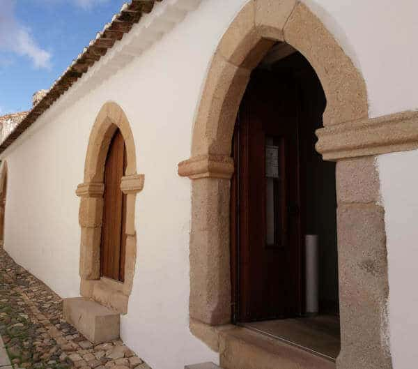 Sinagoga medieval em Castelo de Vide (transformada em Museu)
