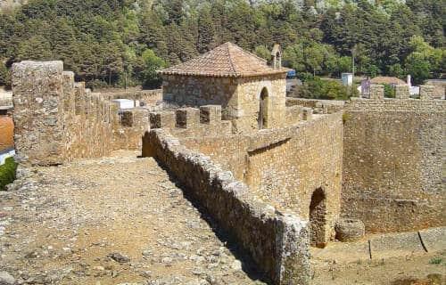 Muralha do Castelo de Alenquer