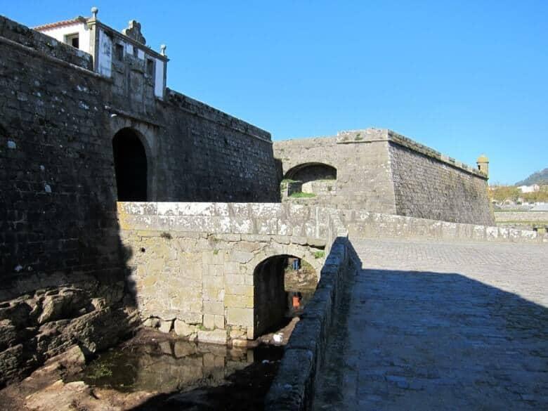 Forte de Santiago da Barra em Viana do Castelo